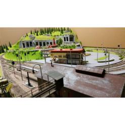 Machete cai ferate